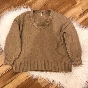 Free People Boyfriend Sweater